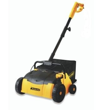 302EUK & Collection Box | Lawn Broom Sweeper
