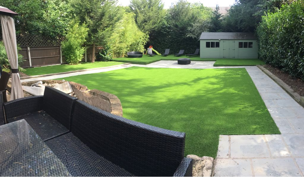Forever Green Lawns -