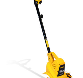 Cordless Power Brush AGM 141 WUK | Artificial Grass | Patio | Lawn Broom Sweeper