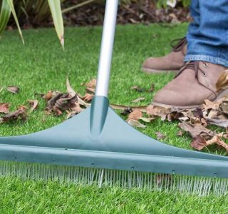 Artificial Grass Brush | Rake | Lawn Broom Sweeper